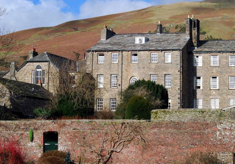 Evans House Landscape
