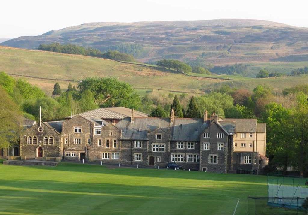 Powell House Landscape